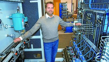 The hydraulics business is growing despite COVID-19