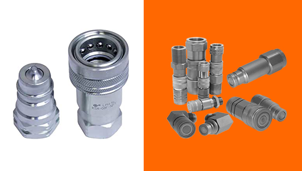 What should you know when specifying quick couplings?